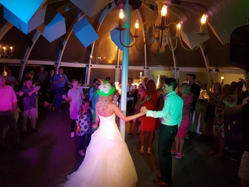Bruiloft Coen en Carloline