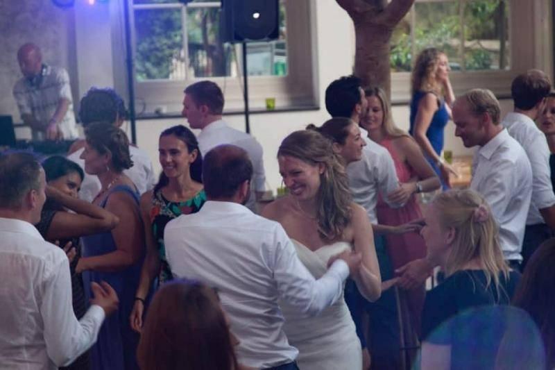 Bruiloft Jasper en Carolien